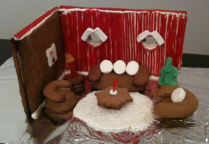 Gingerbread Interior Design