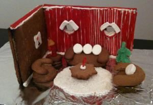 Gingerbread Interior Design