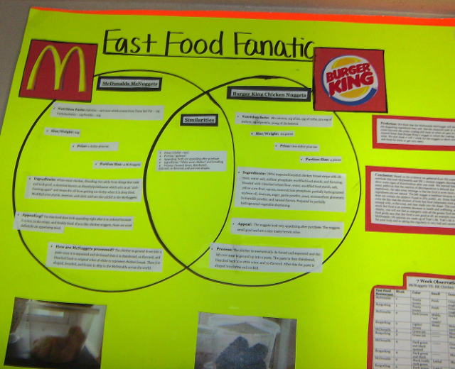 food science projects